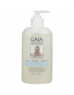 Gaia Natural Baby Hair &...