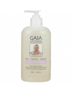 Gaia Natural Baby Bath Wash...