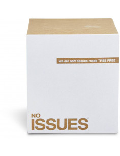 No Issues Facial Tissues...
