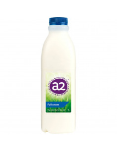A2 Full Cream Milk 1l