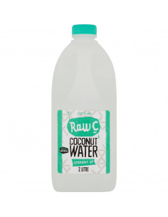 Raw C Coconut Water 2l