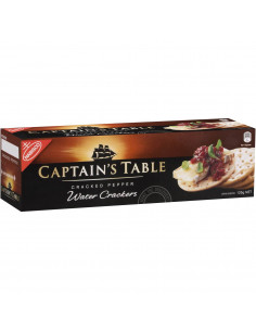 Captains Table Cracker...