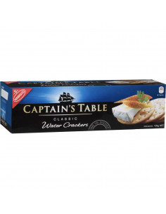 Captains Table Water...