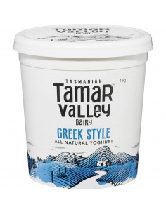 Tamar Valley Greek Yoghurt...