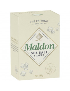 Maldon Sea Salt Flakes 125g