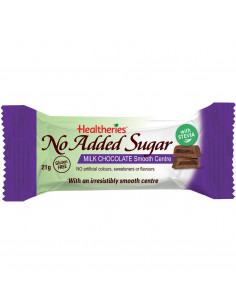 Healtheries No Added Sugar...