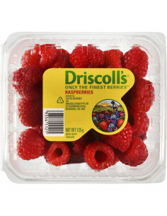 Raspberry Fresh  125g punnet