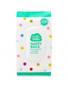 Little One's Nappy Bags...