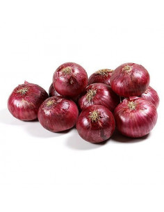 Onion Red 1kg bag