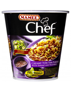 Mamee Chef Tom Yam Cup 72g